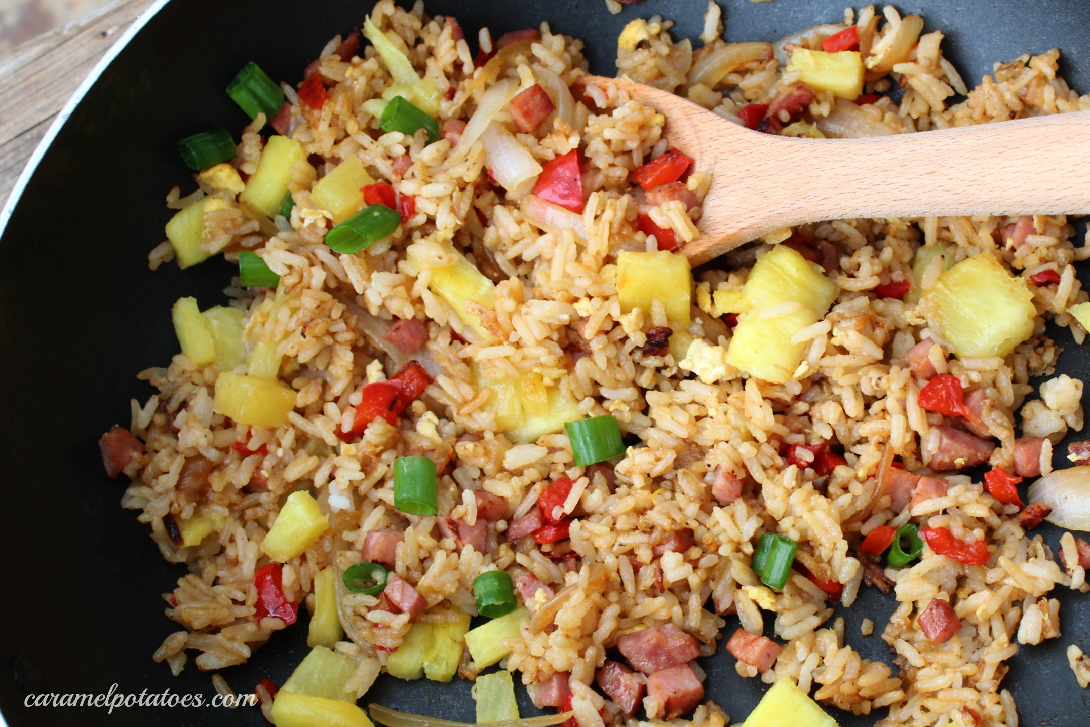 Tropical Rice Recipes — Dishmaps