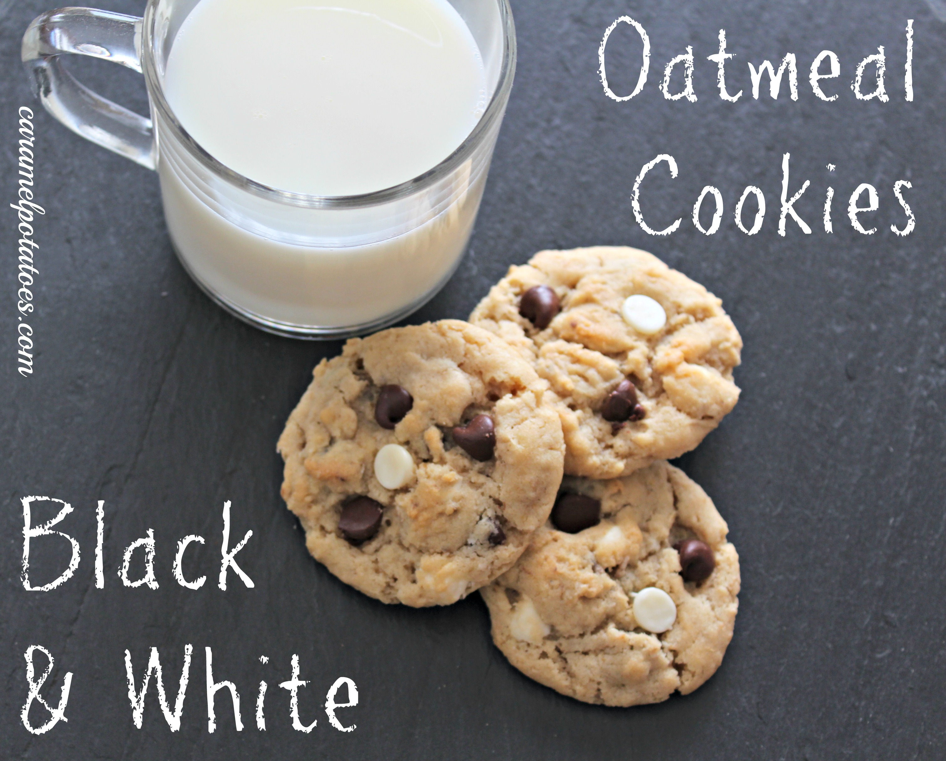 Black And White Butter Cookies Recipes — Dishmaps