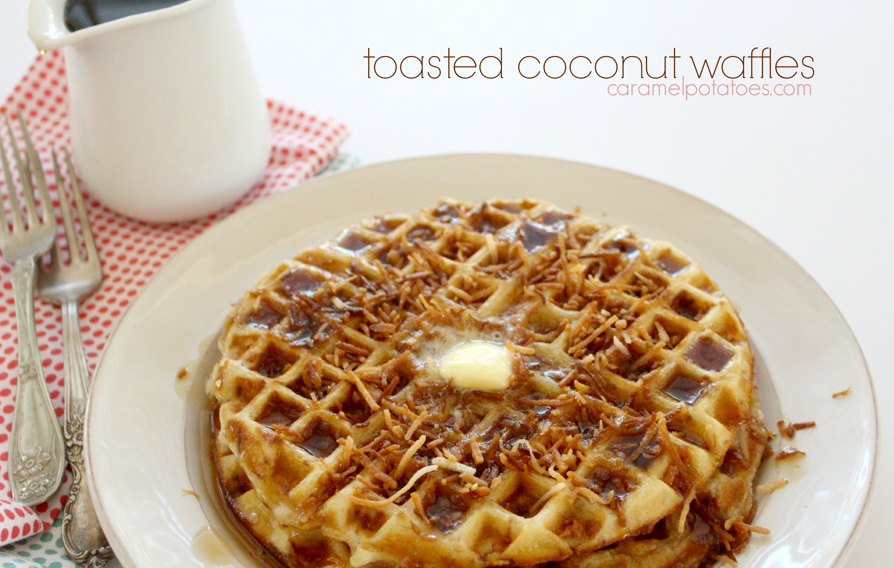 Sounds like the perfect breakfast/brunch idea for Mother's day {hint ...