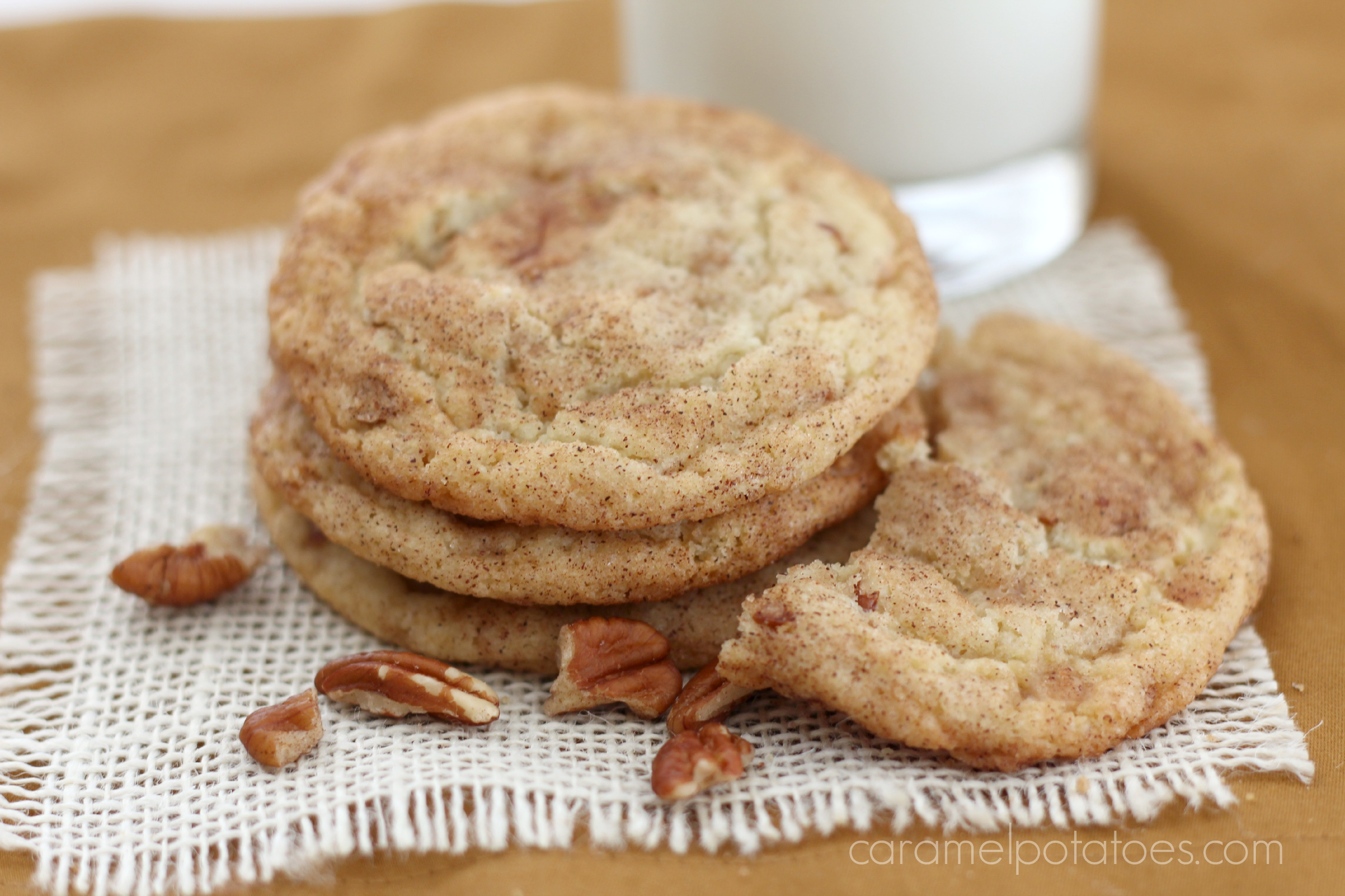 snickerdoodles toffee chip snickerdoodles pattikay in l a toffee chip ...